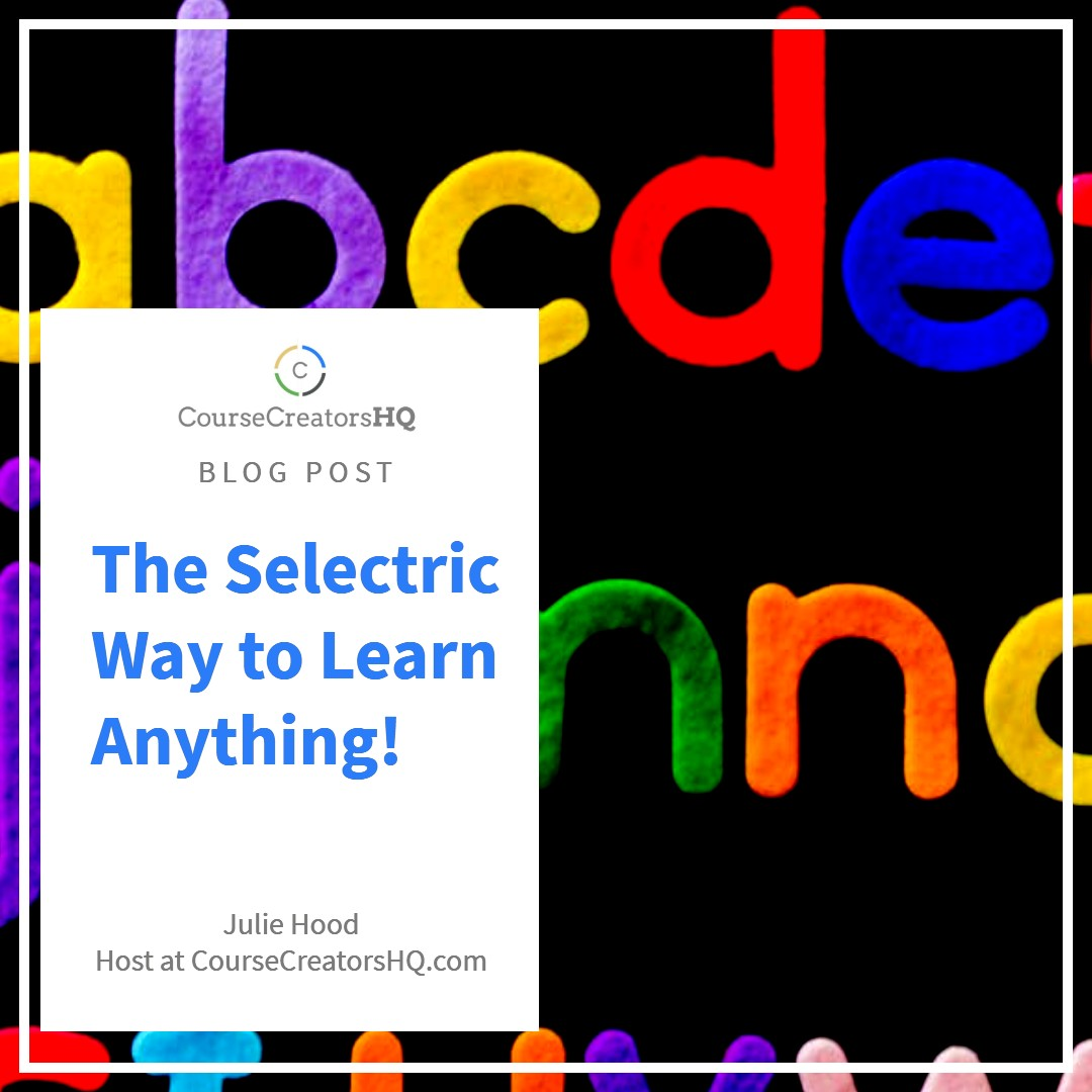 Selectric Way to Learn