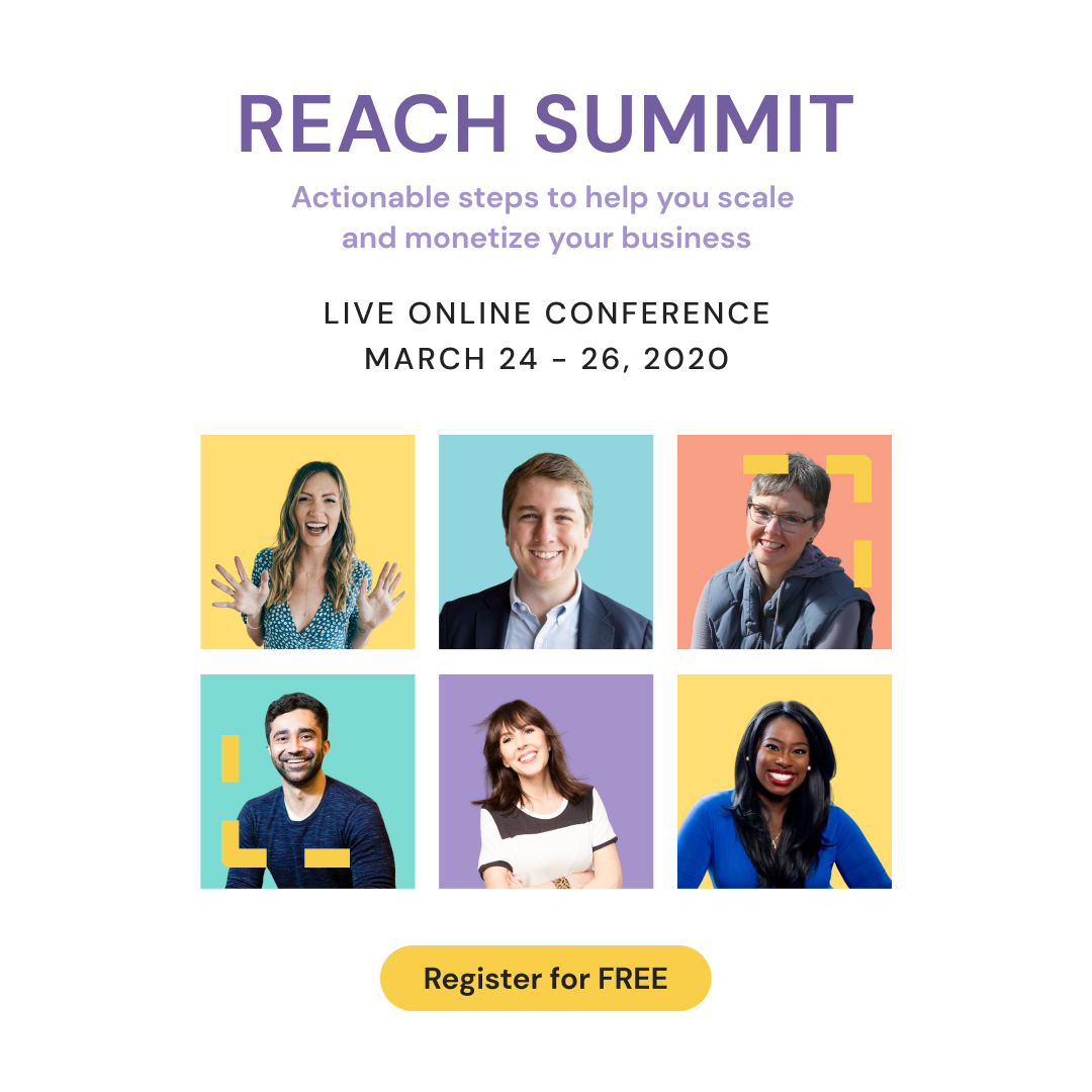 Teachable Reach Summit